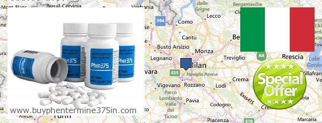 Where to Buy Phentermine 37.5 online Milan, Italy