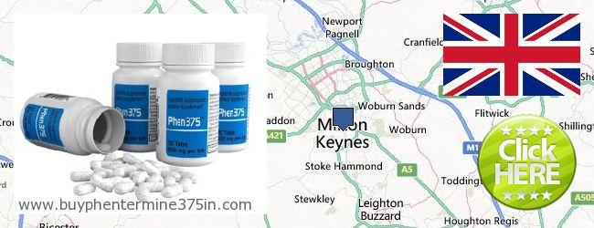 Where to Buy Phentermine 37.5 online Milton Keynes, United Kingdom