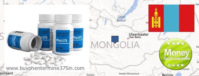 Where to Buy Phentermine 37.5 online Mongolia