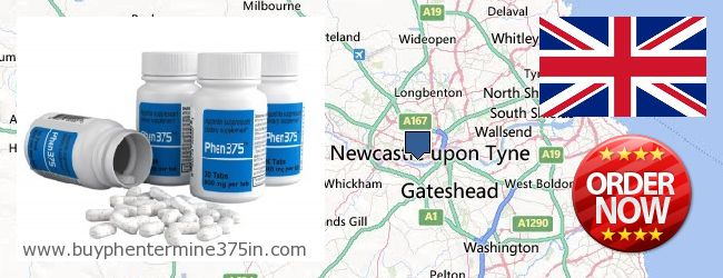Where to Buy Phentermine 37.5 online Newcastle upon Tyne, United Kingdom
