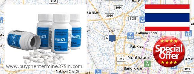Where to Buy Phentermine 37.5 online Nonthaburi, Thailand