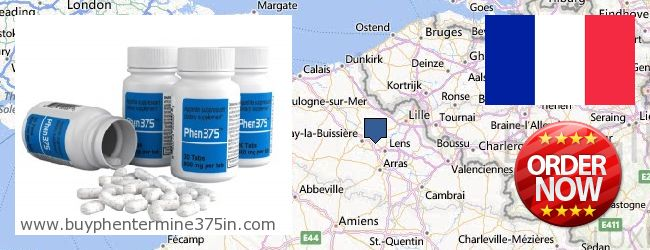 Where to Buy Phentermine 37.5 online Nord-Pas-de-Calais, France