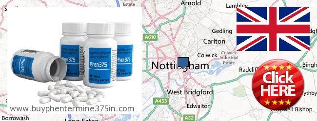 Where to Buy Phentermine 37.5 online Nottingham, United Kingdom