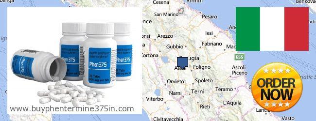 Where to Buy Phentermine 37.5 online Umbria, Italy