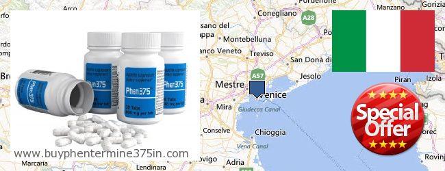 Where to Buy Phentermine 37.5 online Veneto (Venetio), Italy
