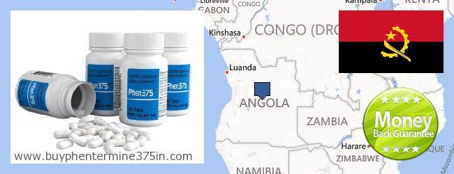 Var kan man köpa Phentermine 37.5 nätet Angola