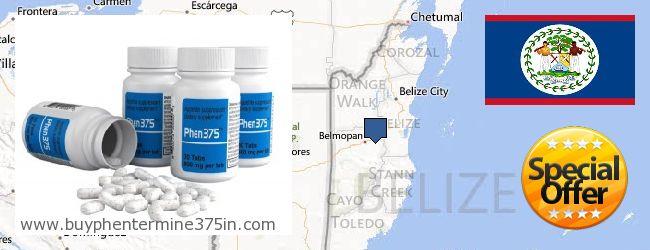 Var kan man köpa Phentermine 37.5 nätet Belize