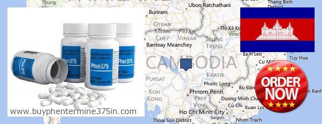 Var kan man köpa Phentermine 37.5 nätet Cambodia