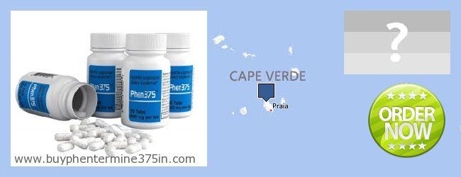 Var kan man köpa Phentermine 37.5 nätet Cape Verde