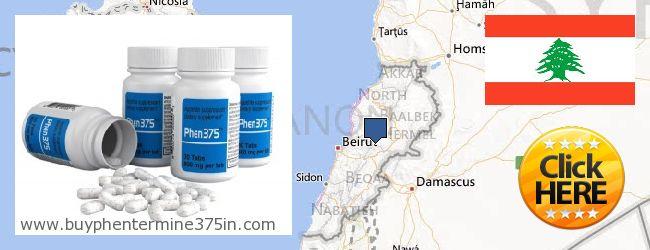 Var kan man köpa Phentermine 37.5 nätet Lebanon