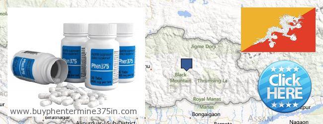 Waar te koop Phentermine 37.5 online Bhutan