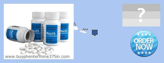 Kde koupit Phentermine 37.5 on-line American Samoa
