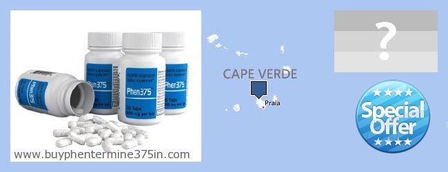 Kde koupit Phentermine 37.5 on-line Cape Verde