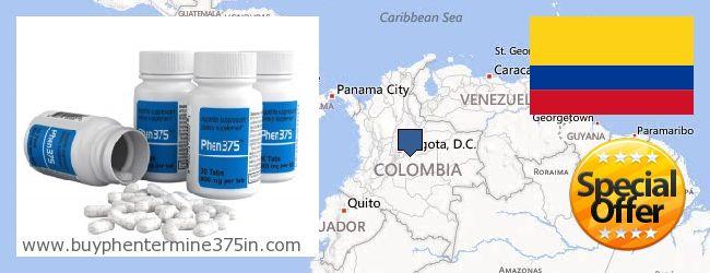 Kde koupit Phentermine 37.5 on-line Colombia