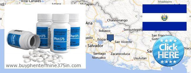 Kde koupit Phentermine 37.5 on-line El Salvador