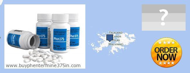 Kde koupit Phentermine 37.5 on-line Falkland Islands