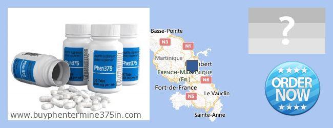 Kde koupit Phentermine 37.5 on-line Martinique