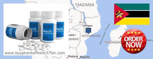 Kde koupit Phentermine 37.5 on-line Mozambique