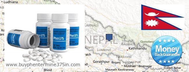 Kde koupit Phentermine 37.5 on-line Nepal