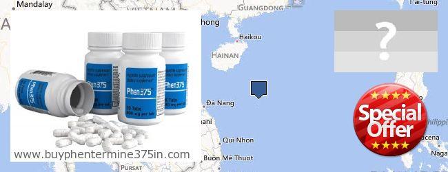 Kde koupit Phentermine 37.5 on-line Paracel Islands