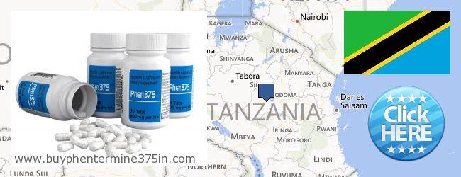Kde koupit Phentermine 37.5 on-line Tanzania