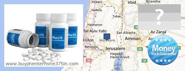 Kde koupit Phentermine 37.5 on-line West Bank